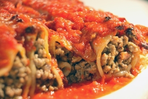 Cannelloni (Beef)