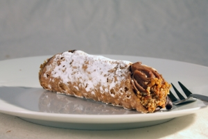 Custard Cakes - Chocolate Sicilian Cannoli