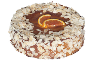 Easter Cake - Orange & Almond (Gluten Free)